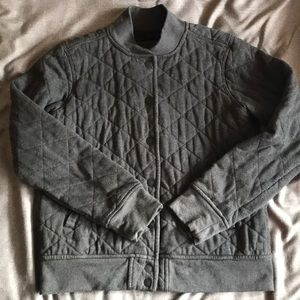 Hurley womens quilted bomber S